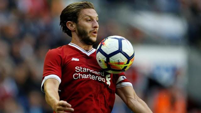 Liverpool Harus Kehilangan Lallana Selama Dua Bulan