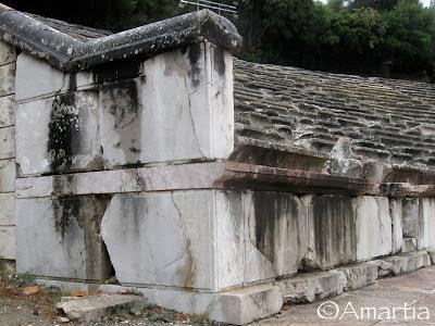 Théâtre d'Epidaure  Argolide Peloponnese Grèce