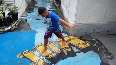 Lokasi Kampung 3D Blitar Jawa Timur