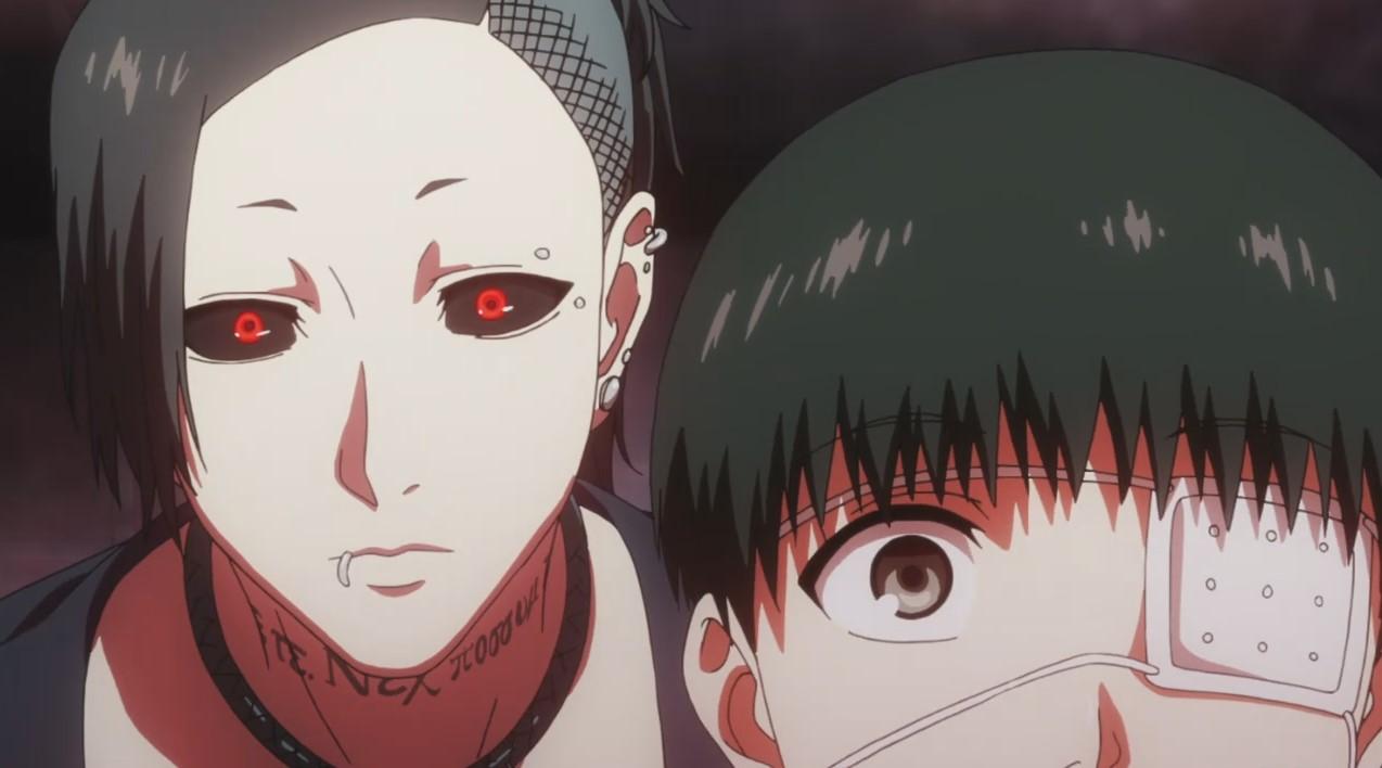 Tokyo Ghoul – Episódio 03
