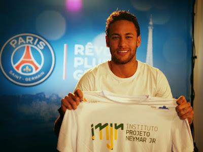 Neymar Jr. (Divulgação/SBT)