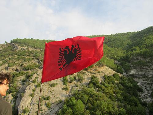 INFO MINDA - ALBANIA GELENG TANDA SETUJU