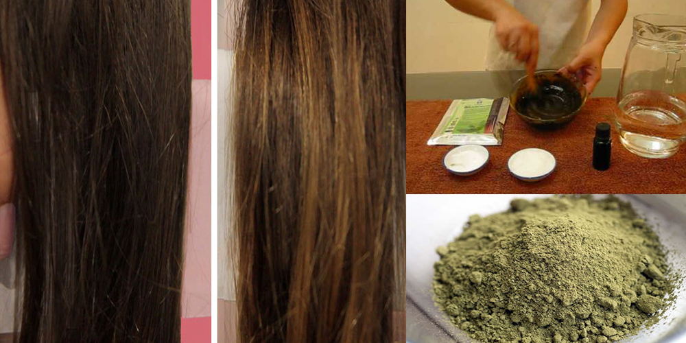 Best Natural Homemade  Hair  Dye  Recipes Life With Styles