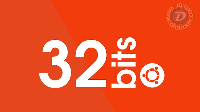 Ubuntu de 32 bits deverá ser descontinuado