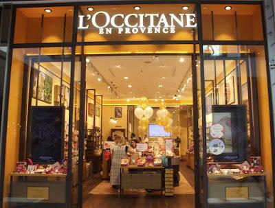 L'occitane en Provence Store Pacific Fair