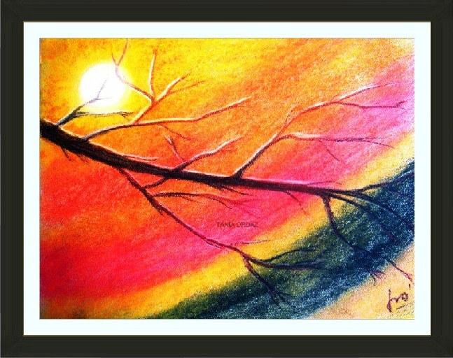 Pinturas de Tania Ordaz Cenit