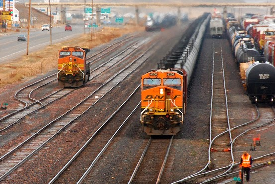 Center for Environment, Commerce & Energy: BNSF To Buy 5,000