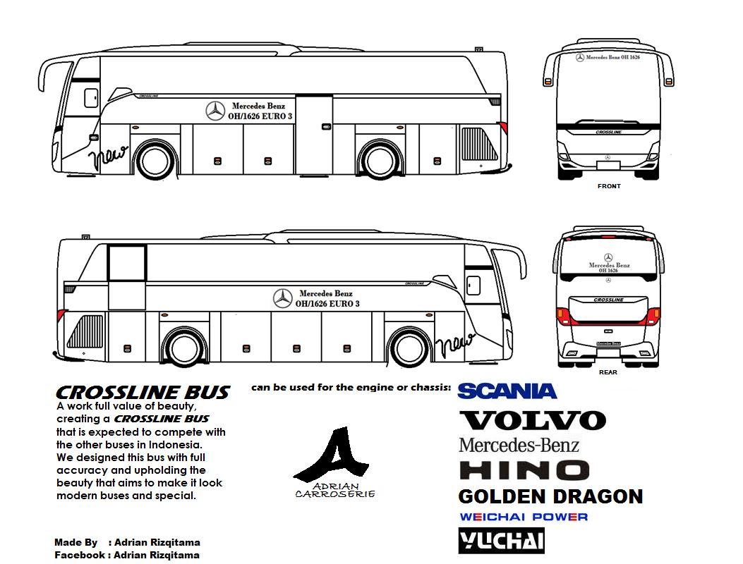 Bus Indonesia