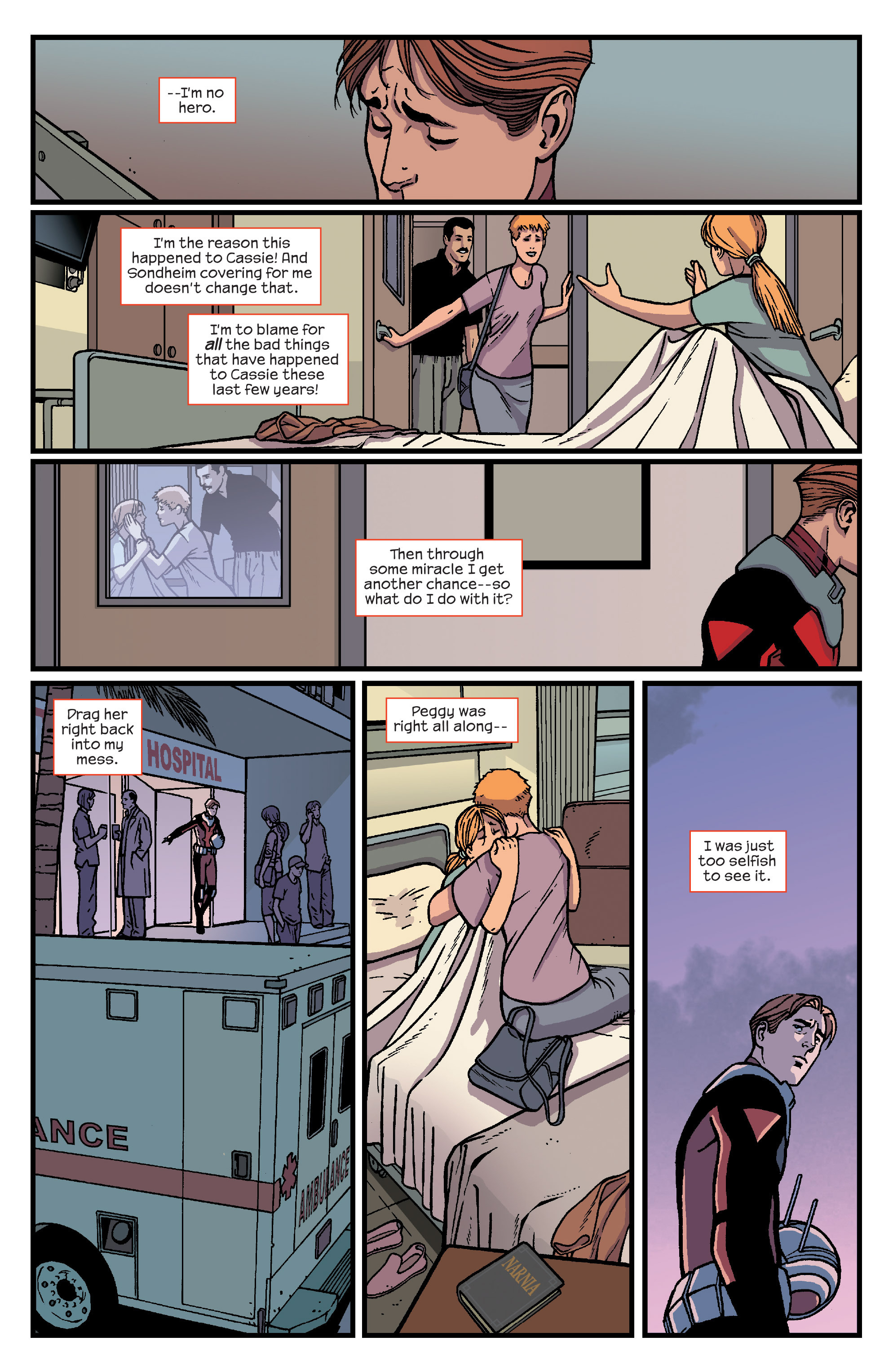 Read online Ant-Man comic -  Issue #5 - 21