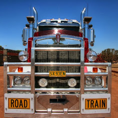 Road Trains en Australie