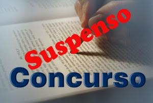 Resultado de imagem para Ao receber denúncias TCE suspende concurso público na Paraíba