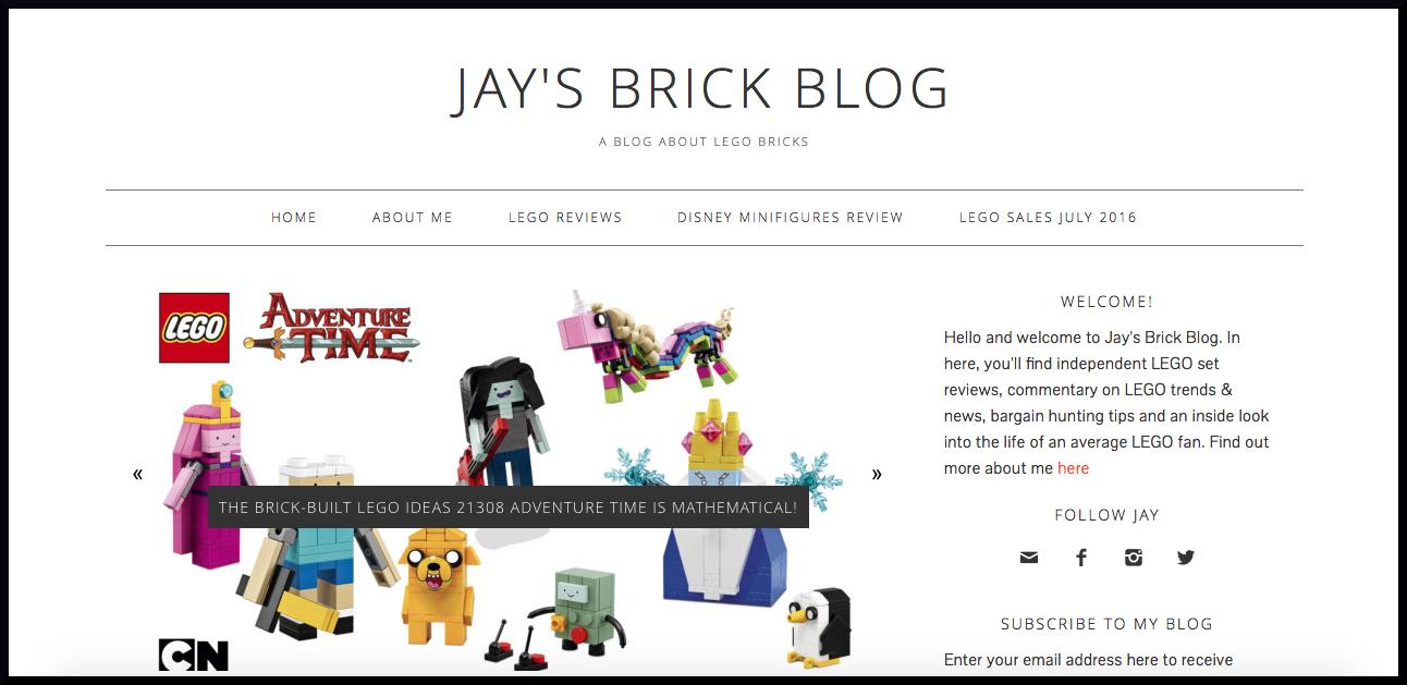 My Favourite LEGO Blogs - My Lego Talk