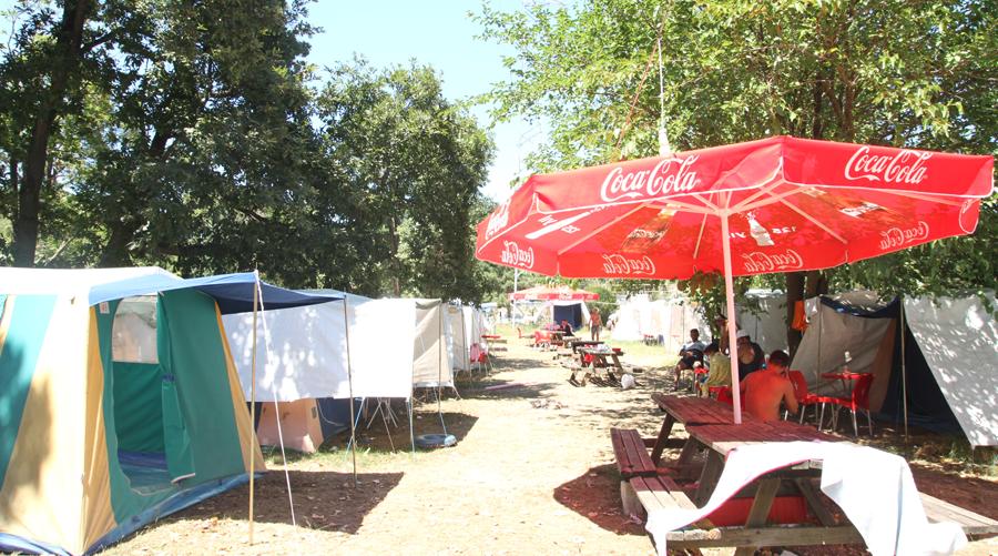 Kastro Çamlıköy Kamp Alanı