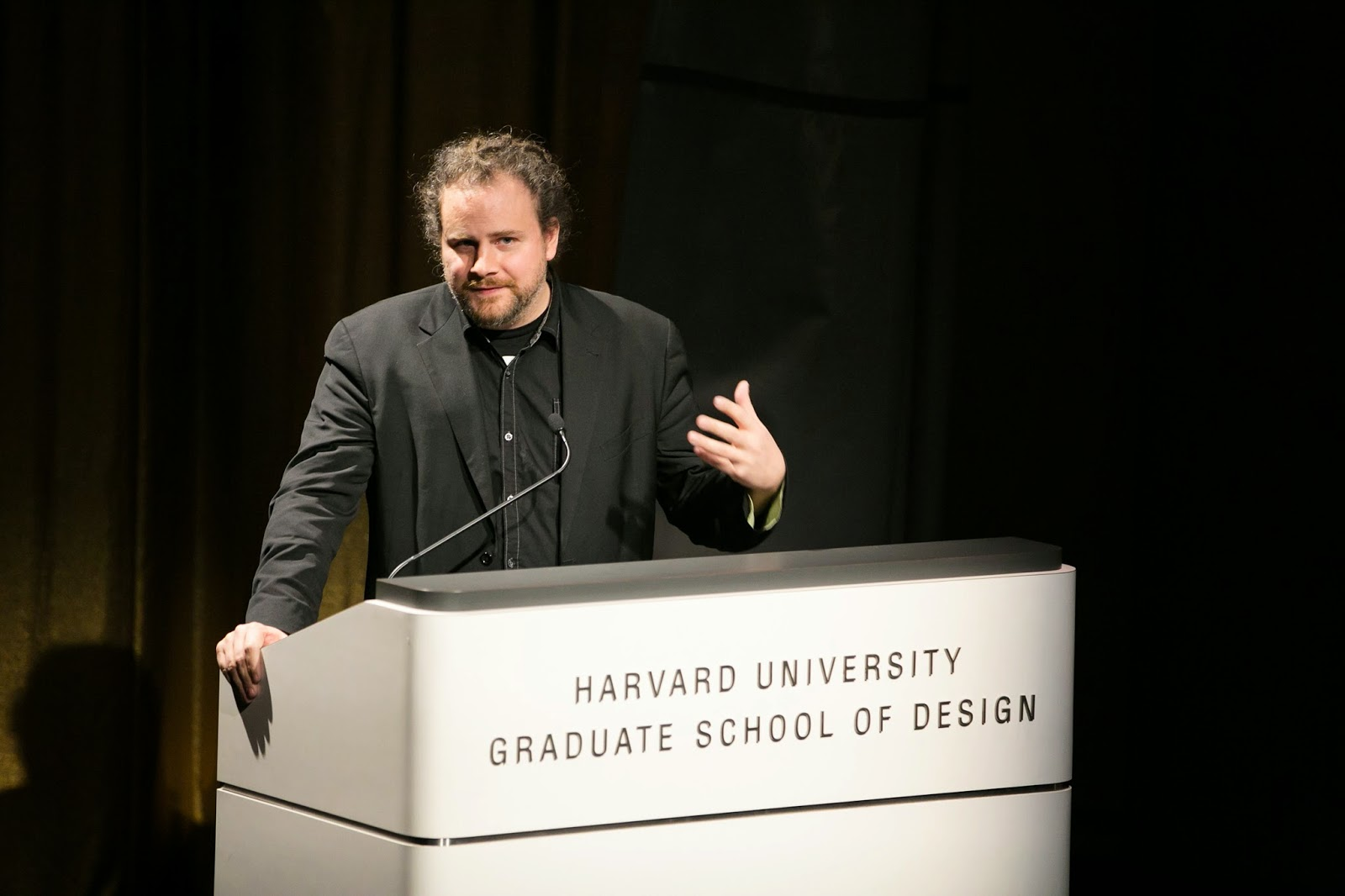 Terreform : Harvard Graduate School of Design Lecture w