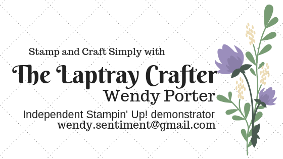 The Laptray Crafter