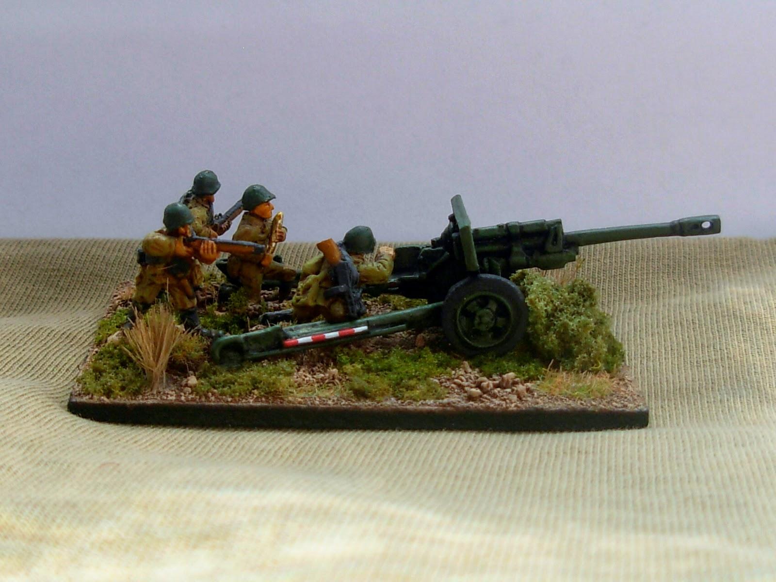 miniature canon zis3