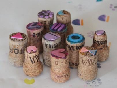 C mo hacer sellos con goma eva portal de manualidades for Como hacer sellos