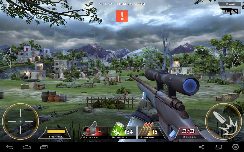 Game kill shot bravo mod apk terbaru