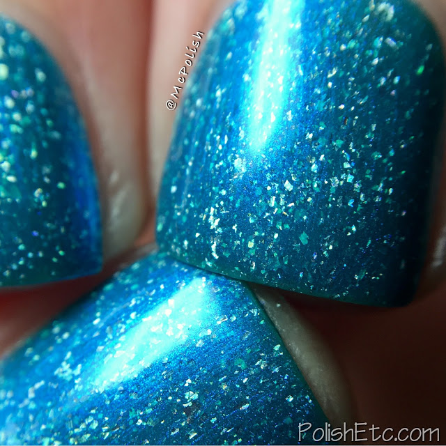 KBShimmer - Summer Vacation Collection - McPolish - No Wave!