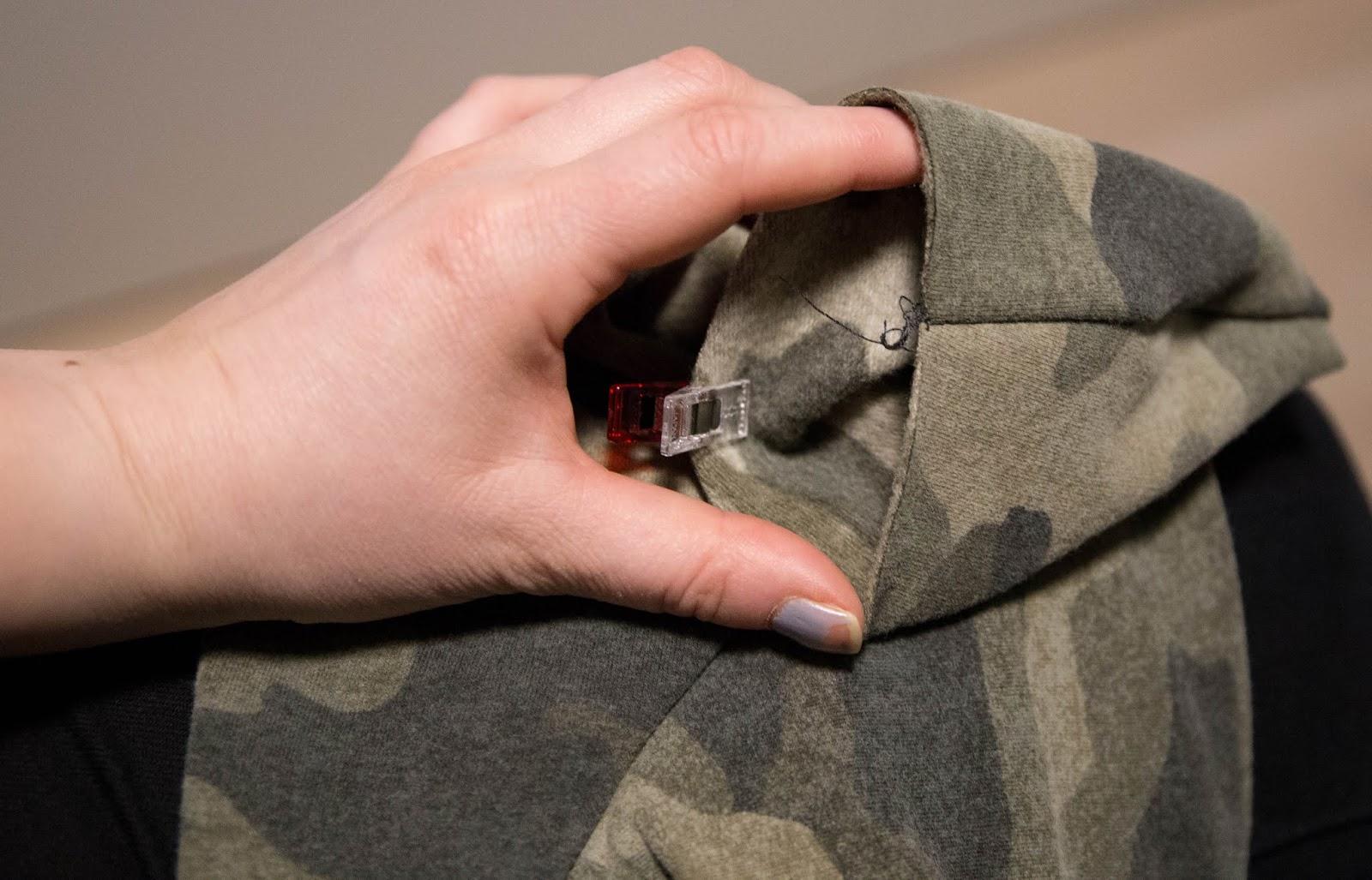 Bare Elise: Sy tutorial på genser