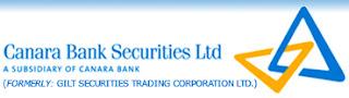 Canara Bank Securities Ltd Recruitment