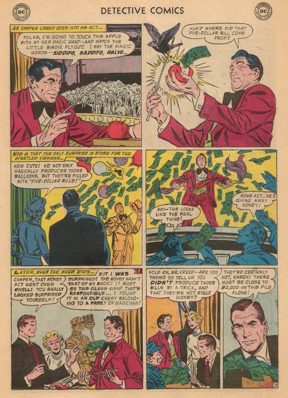 Read online Detective Comics (1937) comic -  Issue #242 - 19