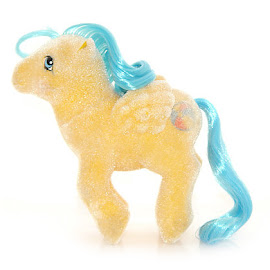 My Little Pony Bouncy Year Four So Soft Ponies G1 Pony