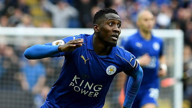 Wilfred Ndidi ranked 11th most expensive U21 player in the World (Full list)