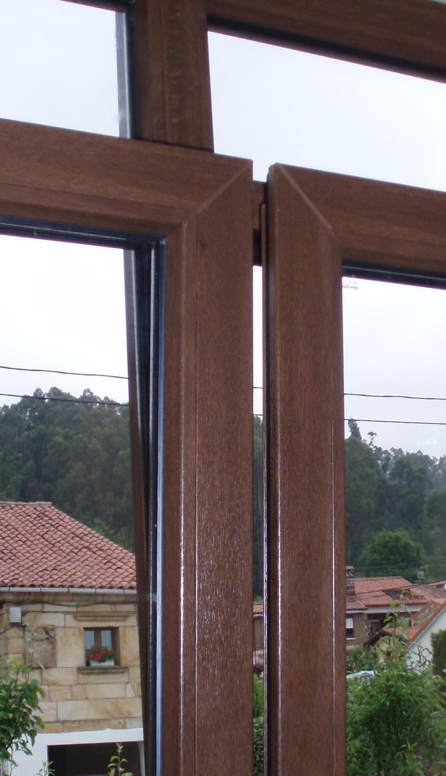 Las juntas de Estanqueidad en las ventanas de PVC y Aluminio ...