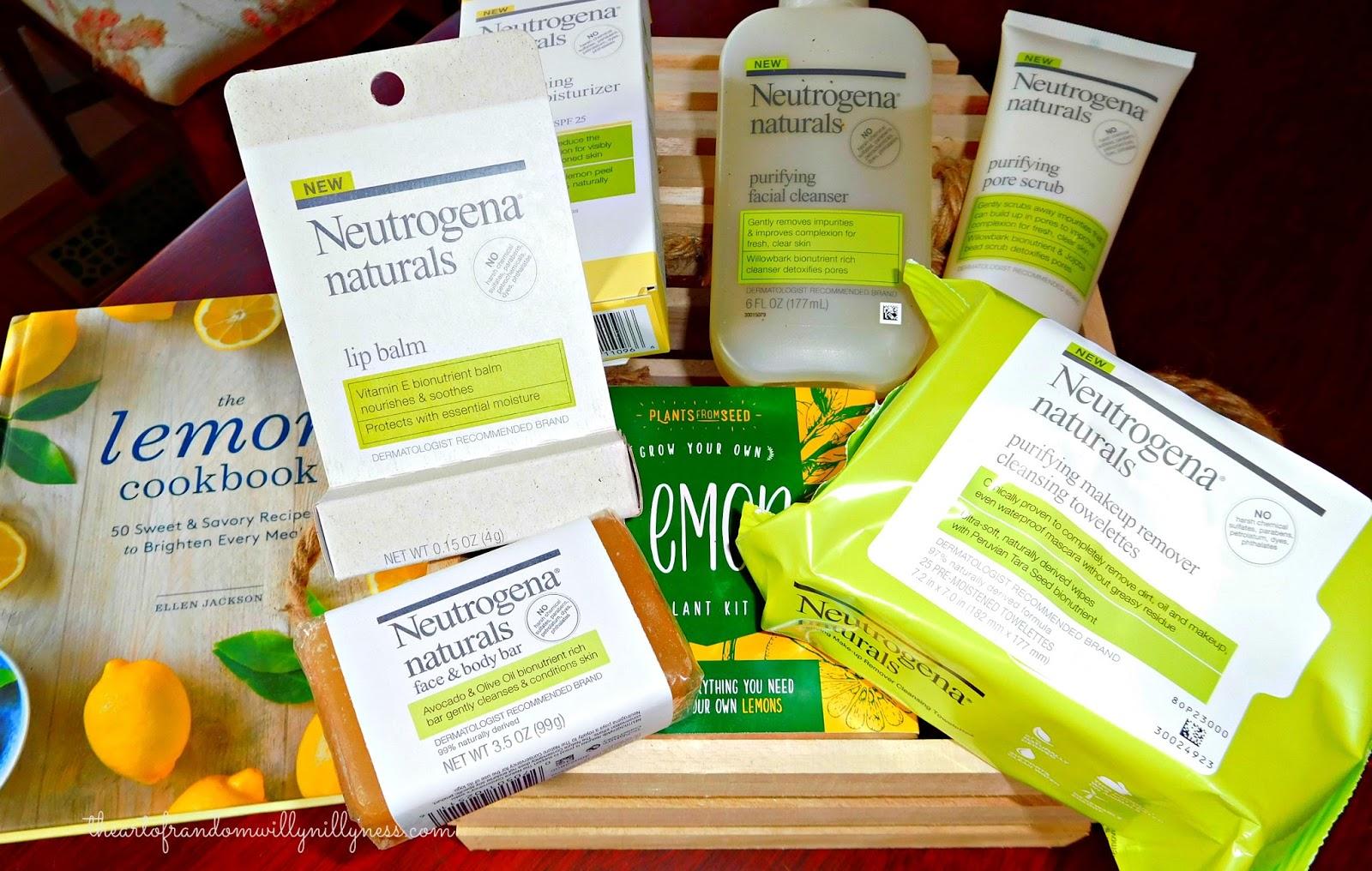 Neutrogena Naturals Face Wash Bad For You
