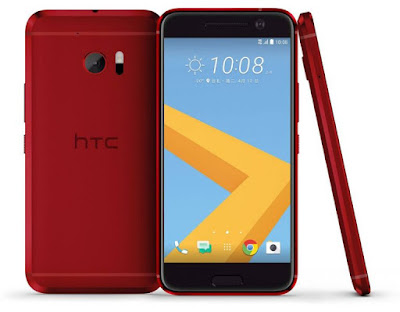 HTC 10 Camellia Red variant launched in Taiwan
