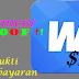 Bukti Pembayaran Dan Cara Withdraw - WHAFF