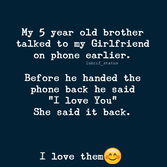 funny love quotes and status
