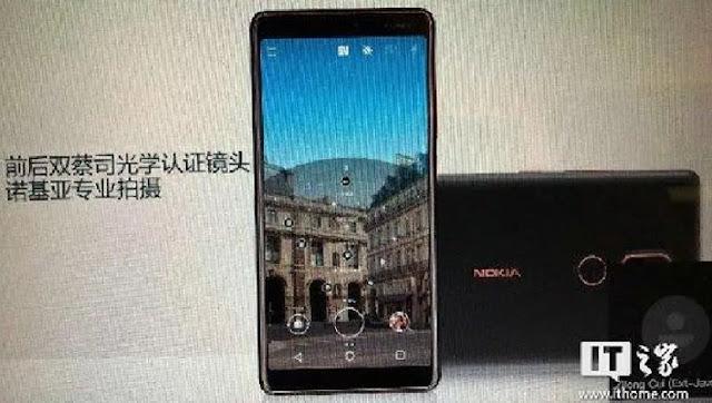 Kaget ! Nokia 7 Plus Akan Segera Hadir Dengan Peforma TIngkat Dewa