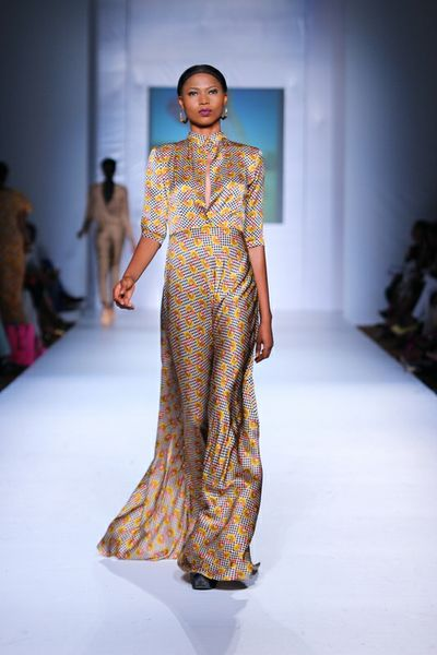 MTN Lagos Fashion and deisgn week: Jewel by lisa mode africaine