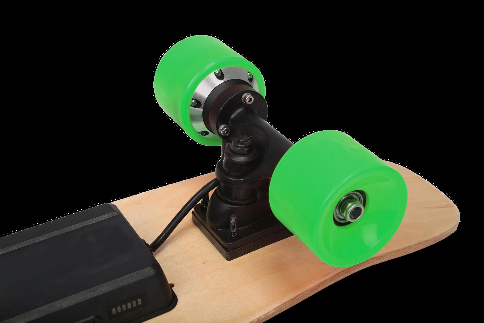 ARCHOS SK8 | Das günstige elektrische Skateboard im Atomlabor Test ...