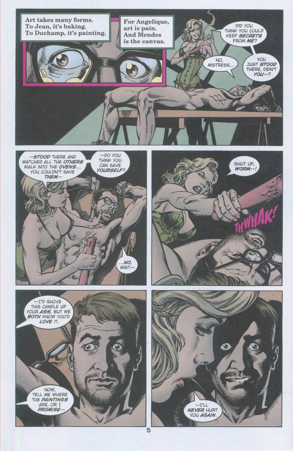 Read online American Century comic -  Issue #15 - 6