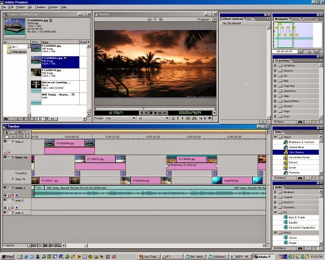 adobe premiere 6.5 video editing software free download