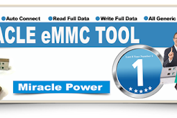 Miracle eMMC Tool V.3.07