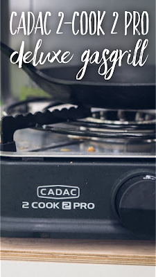 Gear of the Week #GOTW KW 20 | Cadac 2-Cook 2 Pro Deluxe Gasgrill | Tischgrill | Gas-Grill Wohnmobil