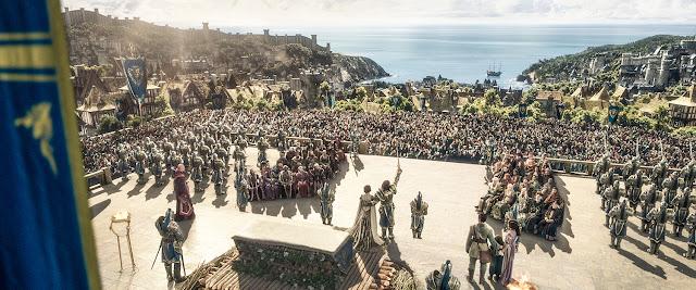 Primul trailer complet pentru producţia Warcraft