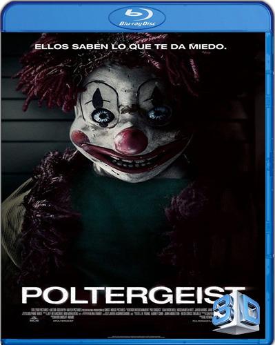 Poltergeist [2015] [BD50] [3D] [Latino]