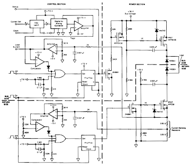 Simple Power Switching Circuit Diagram