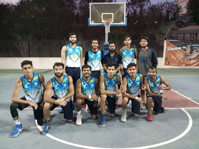 It's not a game, It's a LEGACY: the Basketball champions of Jagran Lakecity University