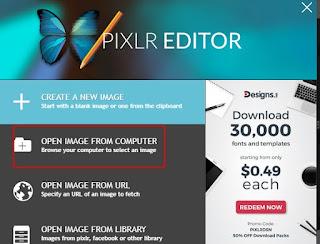 Photoshop online como tirar fundo de imagem online
