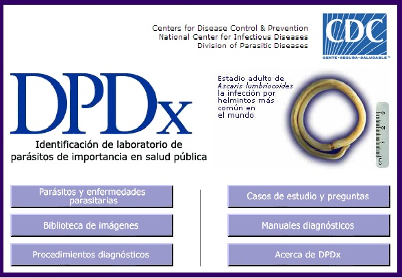 diagnostico de enfermedades parasitarias en laboratorio