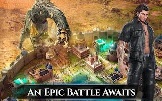 Final Fantasy XV A New Empire APK MOD OOB DATA