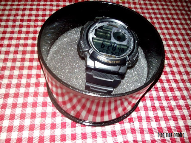 Review Singkat Jam Tangan Original Casio AE - 1000W