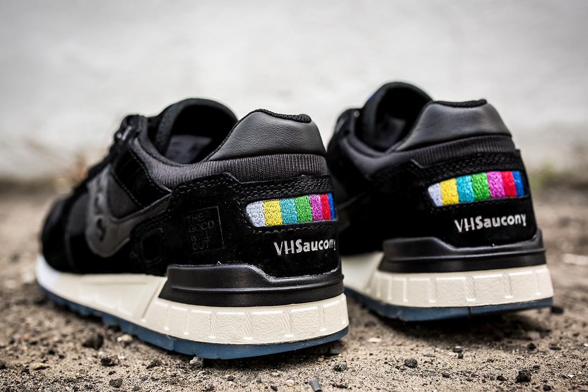 The Good Will Out x Saucony Shadow 5000 VHS YouTube