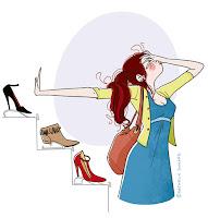 fête des mères accro au shopping addict à la mode